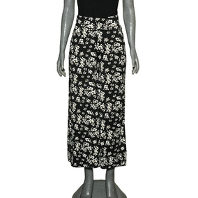 7b75f82aba Faldas Floreadas De Licra Con Forro Dama Señora Mujer - Faldas en ...