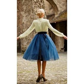c13559dea19 Falda Larga Ampona Moda 2016 Faldas Largas - Faldas al mejor precio ...