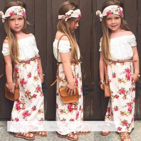 77b6ea560 Conjunto Primavera Verano Niñas Falda Blusa Ropa Moderna
