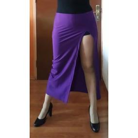 16e5363d2 Faldas Muy Largas De Vestir - Ropa, Bolsas y Calzado Violeta en ...
