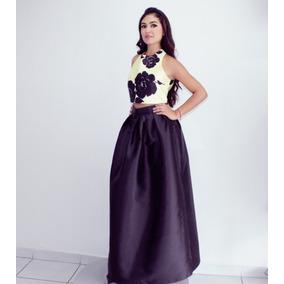 41ecc0e7300 Falda Larga Ampona Moda 2016 - Faldas Largas en Mercado Libre México