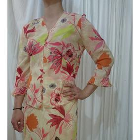 4171667ecd Trendy Vintage Falda blusa Tipo Saco Muy Fresco ¡unico!
