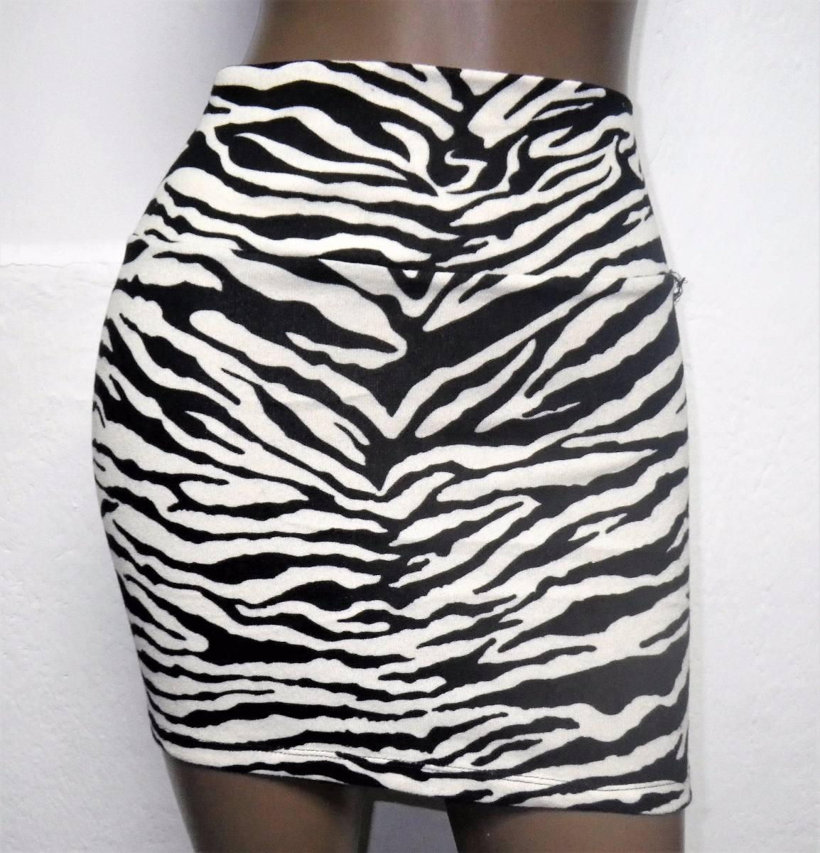proporcionar una gran selección de estilo de moda grandes ofertas Faldas Mini Faldas Estampadas Faldas Cortas