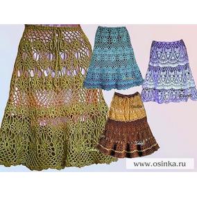 98ab1fe91 Falda Tejida Crochet - Ropa y Accesorios en Mercado Libre Colombia