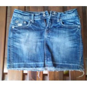 1d734fc597 Modelos De Faldas Jeans - Faldas Mujer en Vargas en Mercado Libre ...