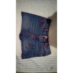 5405f1b43 Falda De Jeans Epk Talla 8 4$