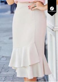 más fotos 7e53e 92a04 Faldas Para Mujer Limonni Ameliee Li1997 Cortos Elegantes