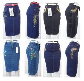 5cc8443d4 Faldas Para Mujer Mezclilla Haz Negocio Lote De Mayoreo 6