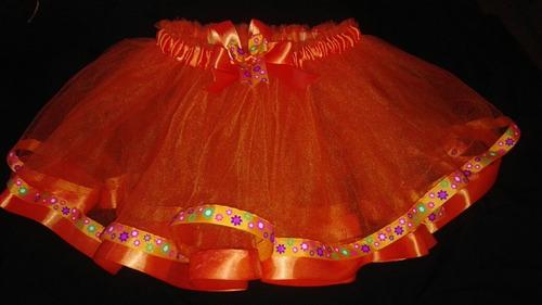 faldas tutu para niñas