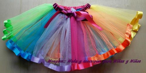 faldas tutus tutu niñas hasta talla 12