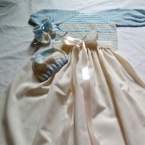 faldellines para bebes en crochet y tela