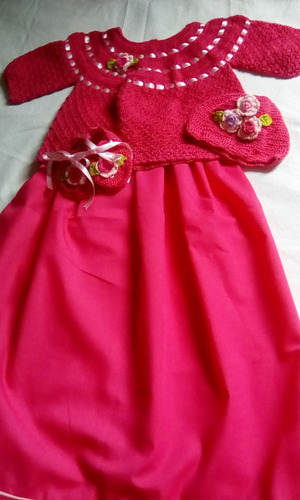 faldellines para bebes tejidos en crochet y tela.