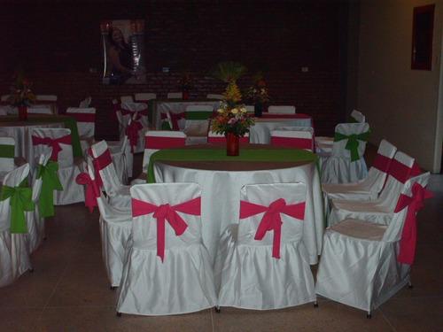 faldillines para sillas de festejo