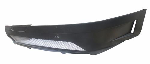 faldon trasero neon 2000-2005 c/ rejilla de aluminio