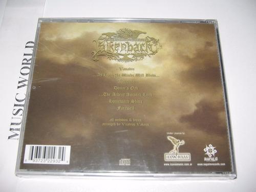 falkenbach - ok nefna tysvar ty  cd  importado disponible