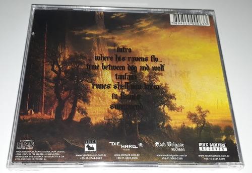 falkenbach - tiurida (cd lacrado)