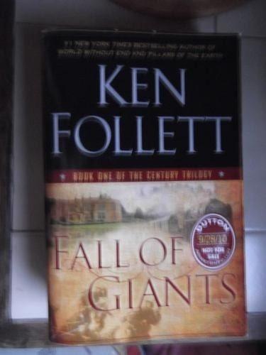 fall of giants ken follet en ingles original century trilogy