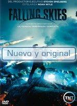Falling Skies: Cuarta Temporada - $ 475.00 en Mercado Libre