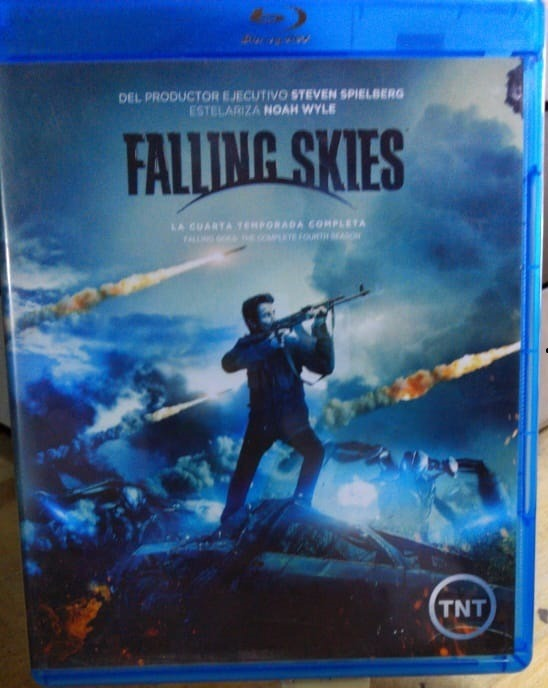 Falling Skies .... ... Cuarta Temporada .blu-ray. 2 Discos - $ 220.00