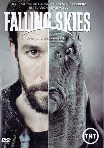 falling skies quinta temporada 5 dvd