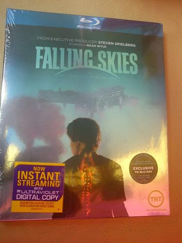 falling skies temporada 1 blu ray importada nueva sellada