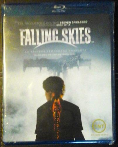 falling skies temporada 1 en blu-ray