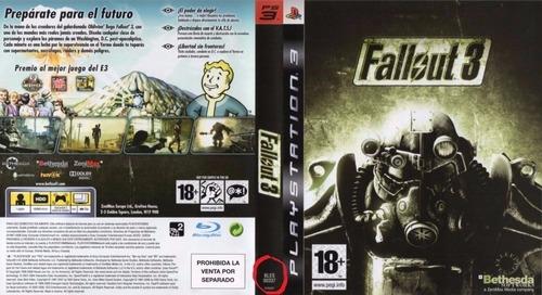 fallout 3 dlc ~ ps3 digital español