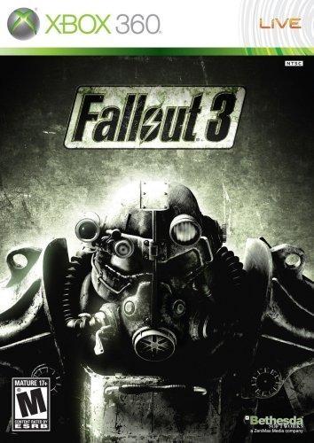 fallout 3 platinium hits xbox 360 nuevo y sellado