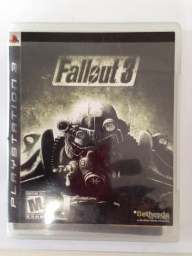 fallout 3 playstation 3 ps3