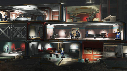 fallout 4 goty ps4 open box como nuevo con todo el contenido