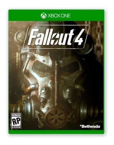 fallout 4 juego xbox one original digital + oferta