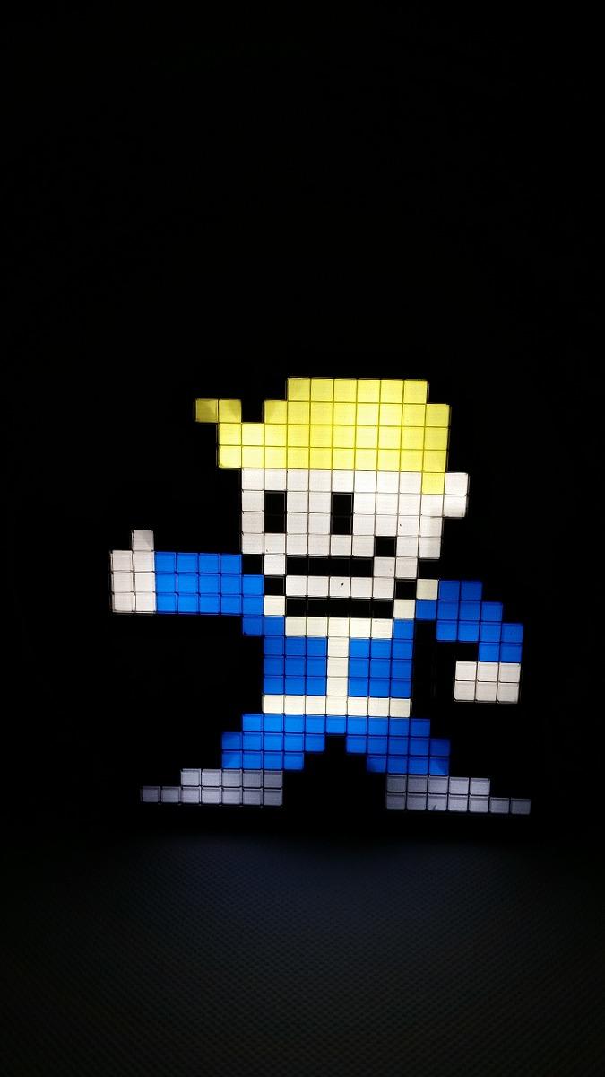 Lampara Fallout 4 Pixels Fallout 4 hdCsQtrx