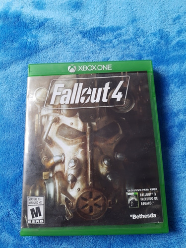 fallout 4 para xbox one.