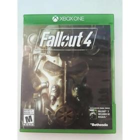 Fallout 4 Para Xbox One Físico Envío Gratis