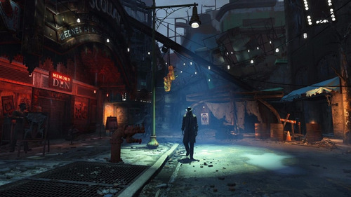 fallout 4 - playstation 4 (físico) id