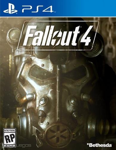 fallout 4 ps4 fisico nuevo sellado playstation4 envio gratis
