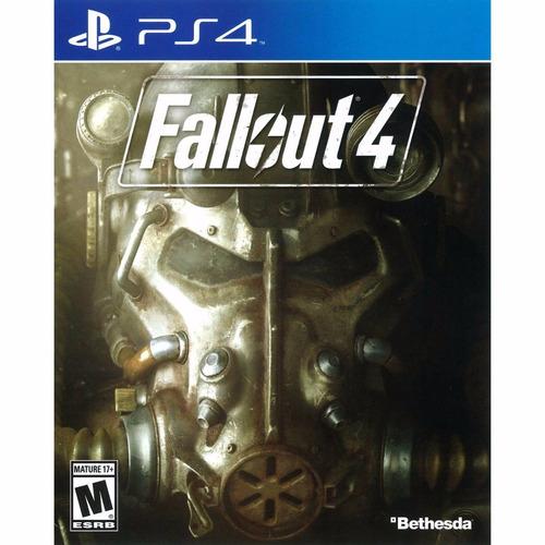 fallout 4 ps4 nuevo sellado