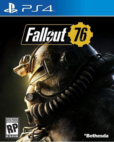 fallout 76 - ps4 fisico nuevo & sellado