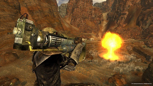 fallout new vegas ultimate edition (pc) (fisico)