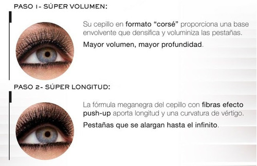 false lash superstar máscara rimel loreal