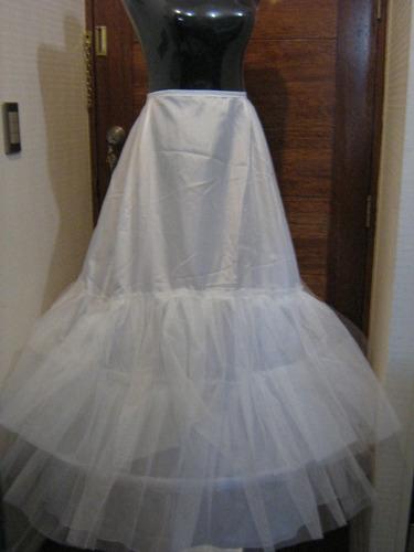 falso de novia clásico 1 varilla