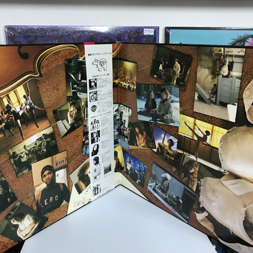 fame soundtrack japones obi musicovinyl