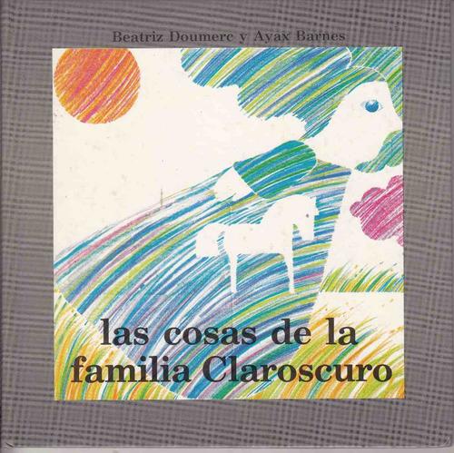 familia claroscuro beatriz doumerc arte ayax barnes 1987