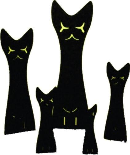 familia de gatos