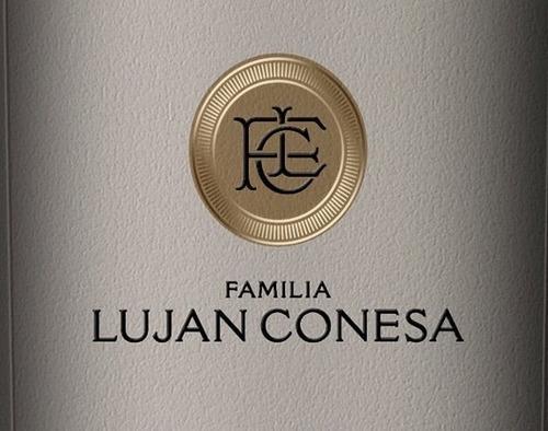 familia luján conesa - aceite de oliva - arauco - 500cc