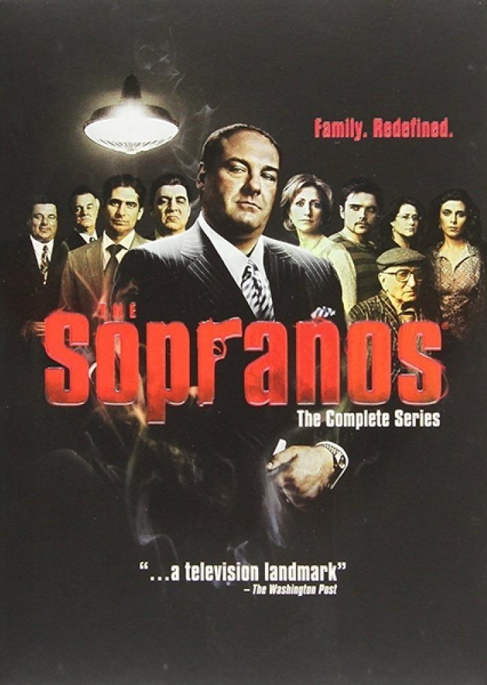Família Soprano / The Sopranos / A Série Completa - R$ 120,20 em ...