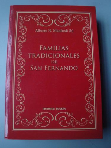 familias tradicionales de san fernando - a. manfredo-dunken