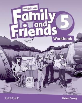 family and friends 5 - workbook - oxford 2 edicion rincon 9