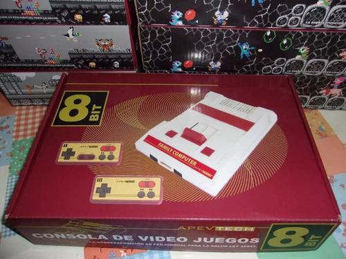 family game completo retro + cartucho 114 en 1 - en stock