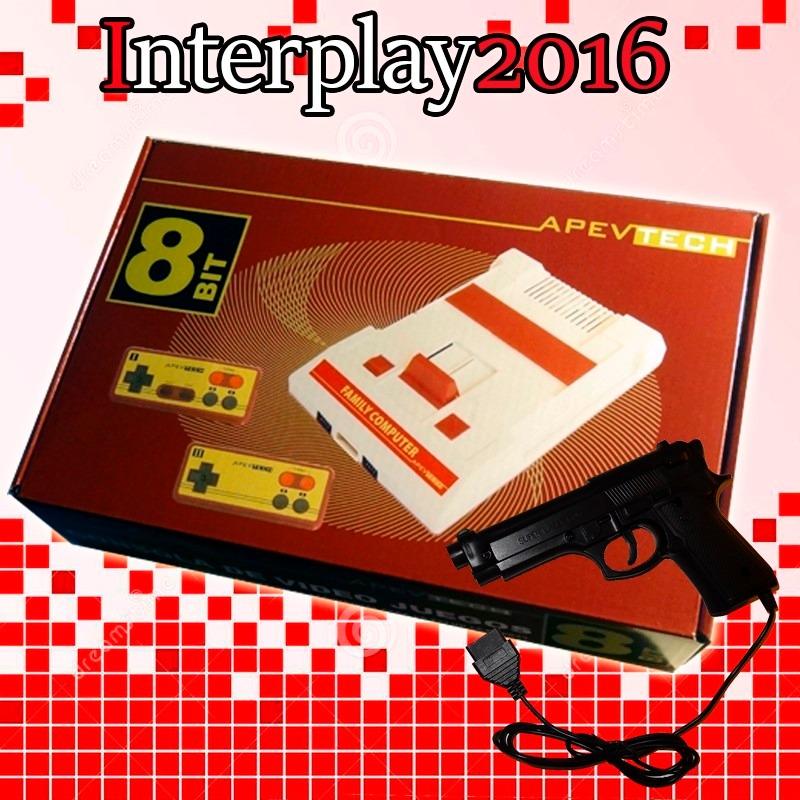 Family Game Pistola Juego 114 En 1 800 00 En Mercado Libre